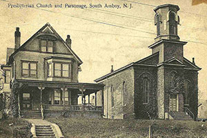 In the spring of 1896 it was decided that a frame building would be erected for a Manse (cost $2,186.79). The Manse was completed in 1897 and rented for $15.00 a month.