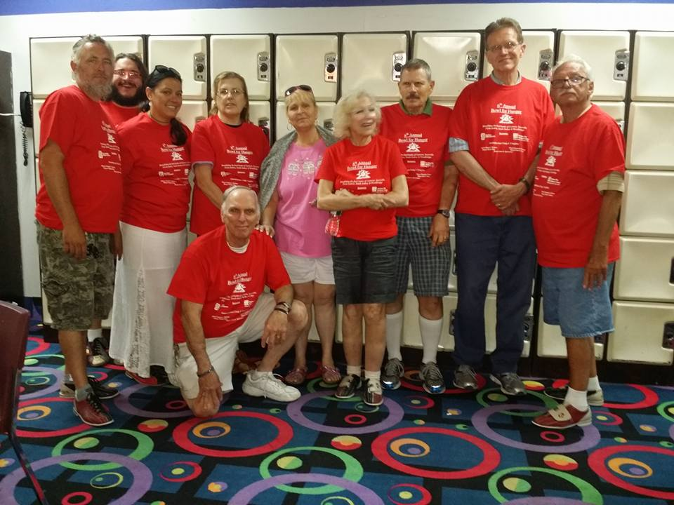 6th Annual Bowl For Hunger 2015