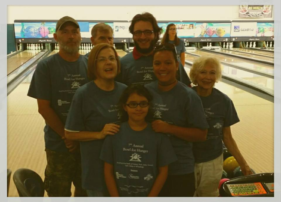 7th Annual Bowl For Hunger 2016