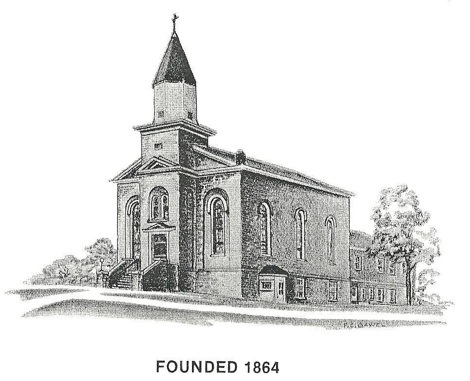 Present Church Building